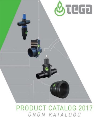 TEGA опублікувала новий каталог продукції