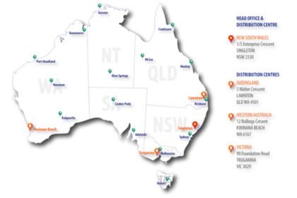 TEGA і трубопровідна Австралія